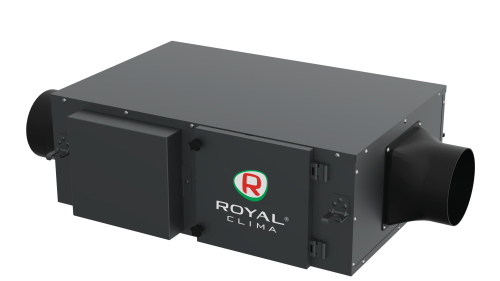 Приточная установка Royal Clima RCV-500+EH-3400