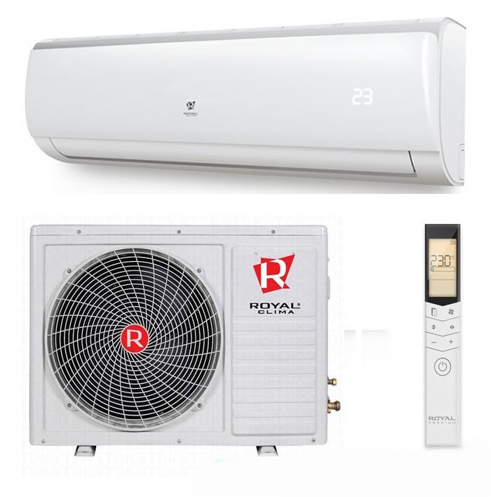 Настенный кондиционер Royal Clima TRIUMPH GOLD INVERTER RCI-TG30HN